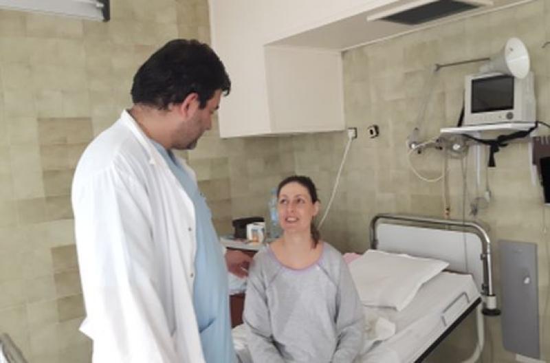 След рядко и много опасно усложнение в УМБАЛ - Бургас спасиха майка и бебе