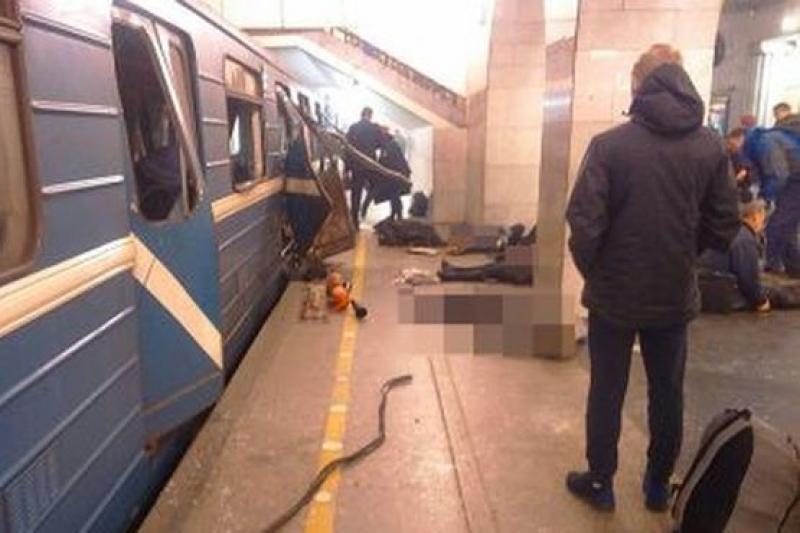 Спецслужбите са знаели за терористичен акт в Санкт Петербург