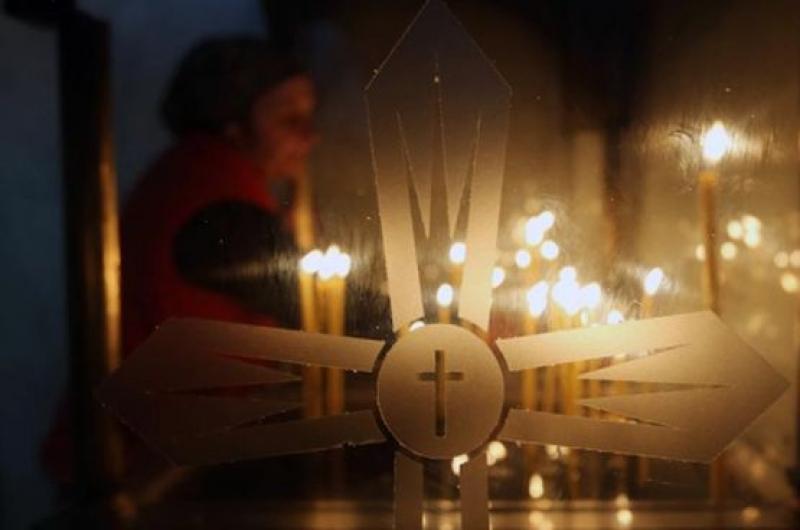 В софийской Русской церкви прошла панихида по жертвам теракта в Петербурге