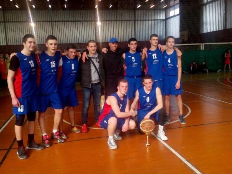 Ясни са бургаските училищни отбори, които ще се борят за титлата шампиони на страната