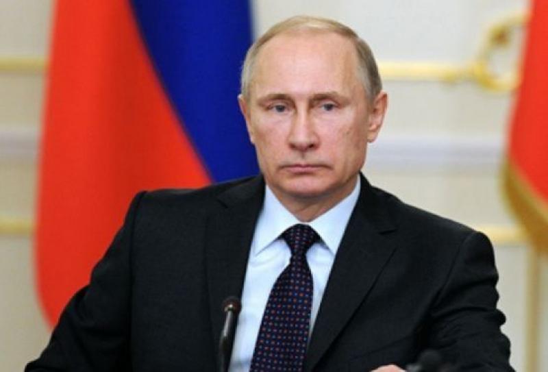 Путин за обвиненията срещу Сирия: Скучно, момичета!