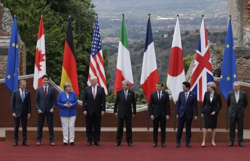 Г 7 призна правото  страните да контролират границите си заради националната сигурност