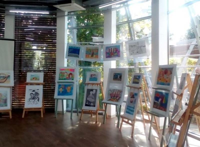 Наградиха талантливи бургаски деца в конкурса за рисунка