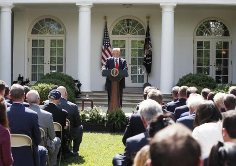 Тръмп: Излизаме от Парижкото споразумение заради 2.7 милиона работни места