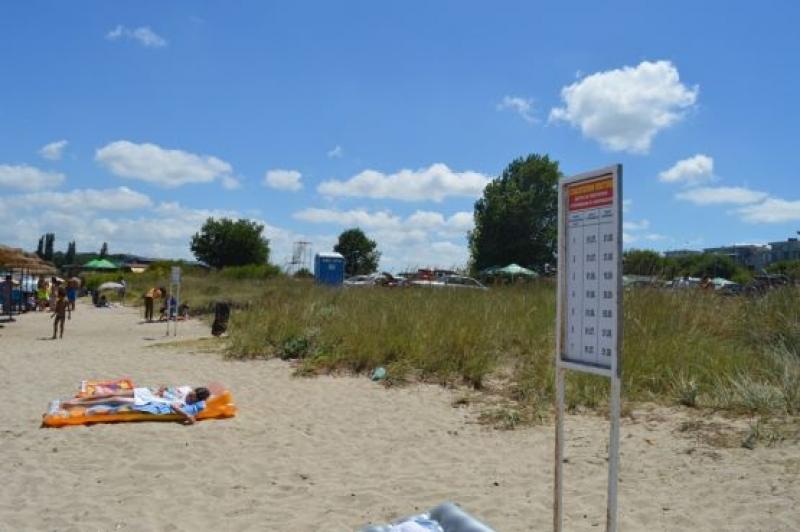 Плажове по Черноморието без спасители и поддръжка