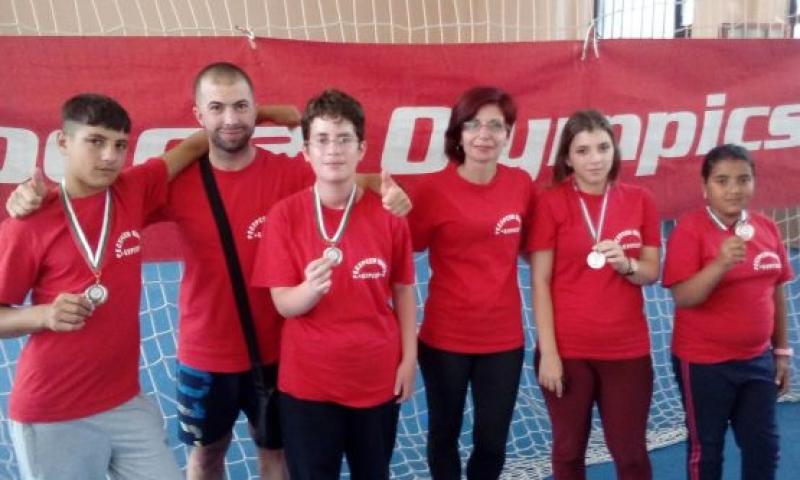 Отборът по Боче към Регионален център- Бургас грабна сребро на национален турнир в Плевен
