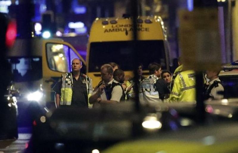 Нов инцидент с микробус в Лондон