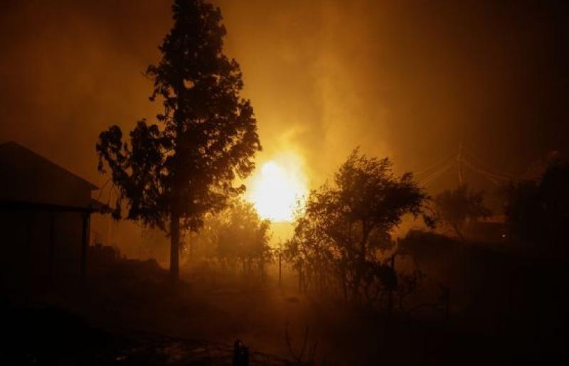 Португалия очаква чуждестранна помощ за справяне със смъртоносните горски пожари