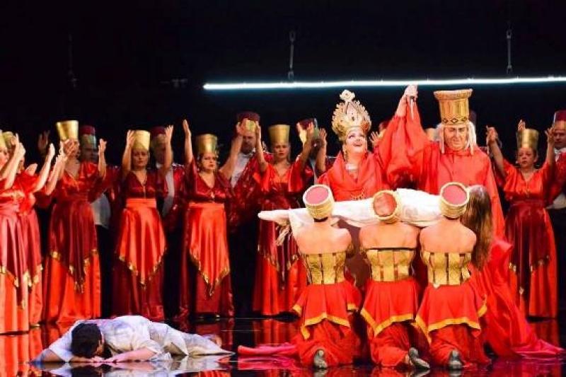 """""""Самсон и Далила""""  отново на сцената на Бургаската опера"""