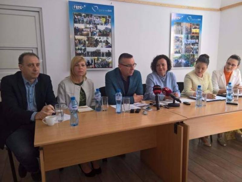 Депутатите от ГЕРБ Бургас: Предстоят големи инвестиции във ВиК и пътна инфраструктура