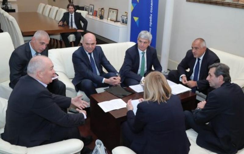 Борисов: Крайната цел е по-добро възнаграждение, повече пари да остават при работещите