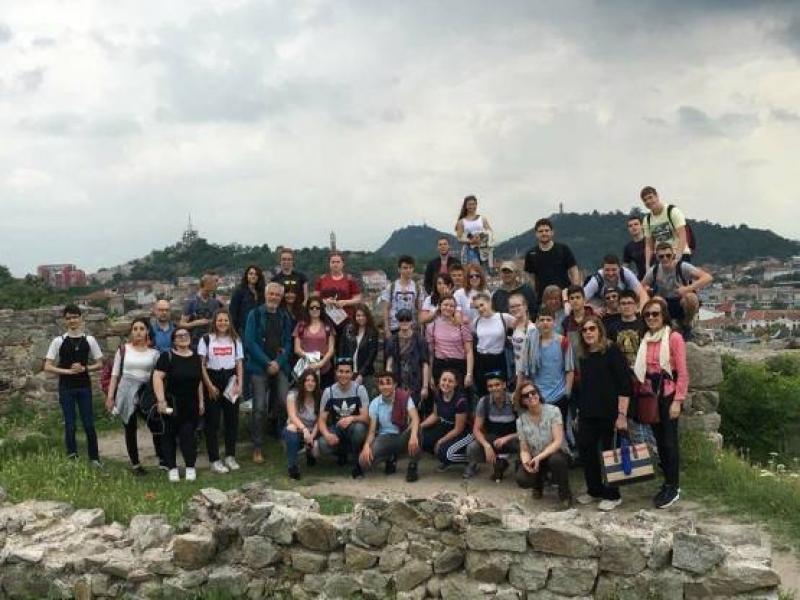 Бургаските математици - домакини на европейски проект