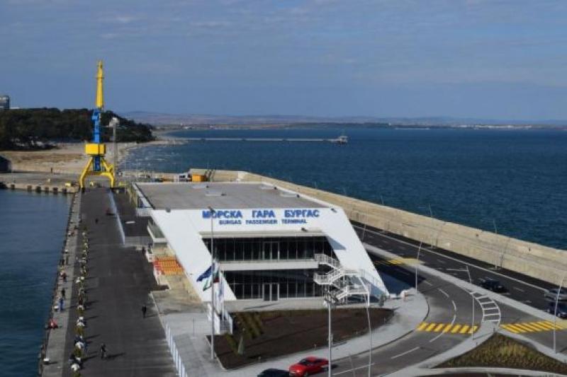 Гранична полиция презентира дейността си по повод Европейския морски ден
