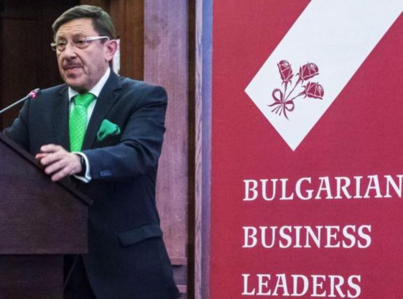 Максим Бехар отново в Борда на Форума на бизнес лидерите
