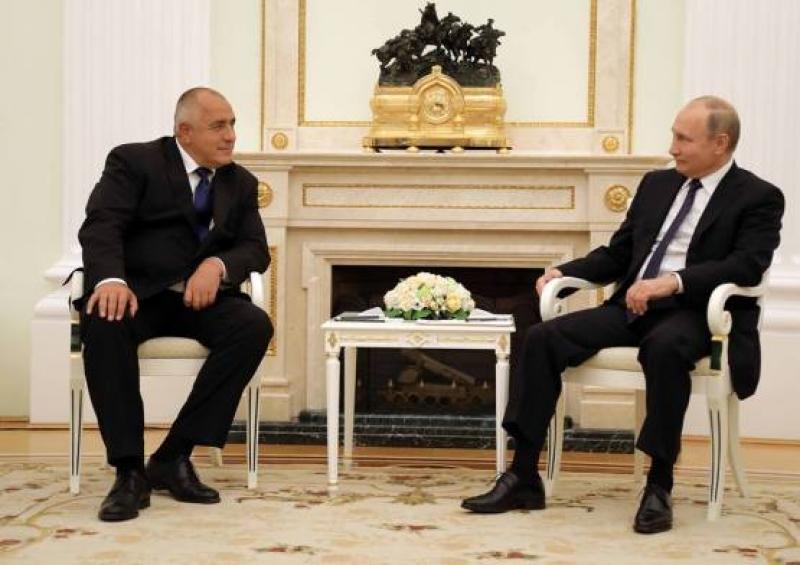 Борисов и Путин за трети път на четири очи