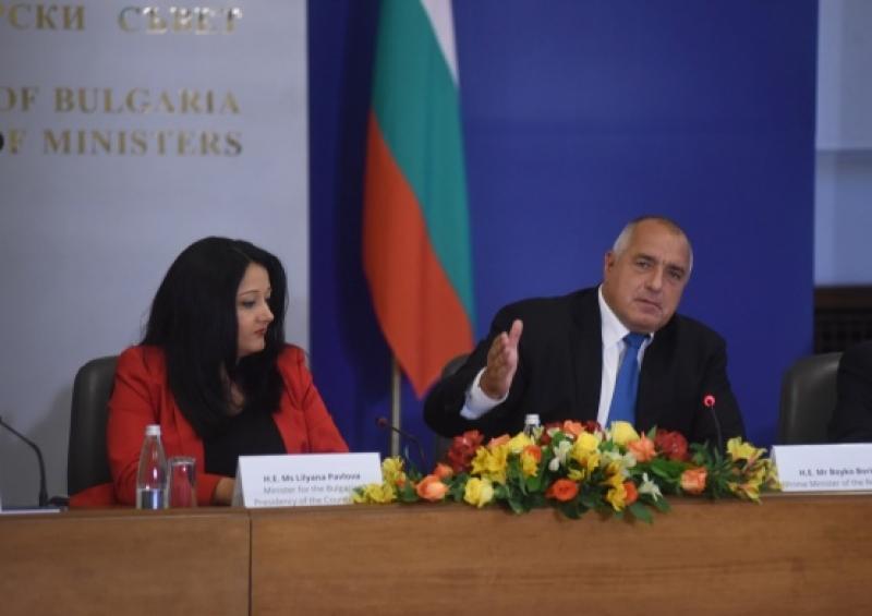 Борисов: Усилията ни за приобщаването на Западните Балкани трябва да продължат