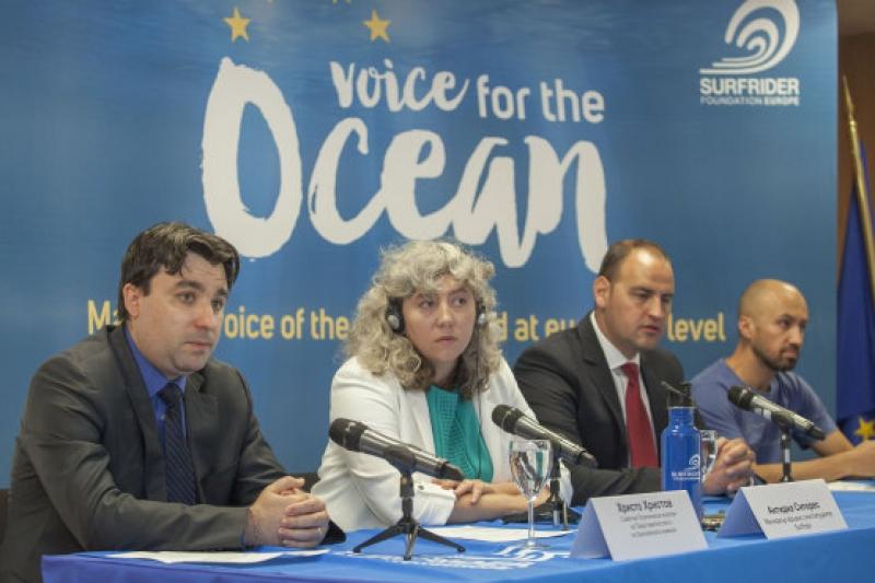 """В Бургас стартира европейската консултация с гражданите """"Глас за океана"""""""