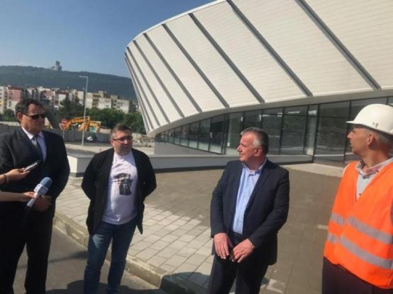 """До 15 юни ще завърши ремонтът на 22 км от магистрала """"Тракия"""" и разширението на пътя Бургас – Слънчев бряг"""