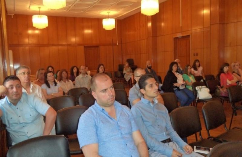 Осъдителните решения срещу България в Страсбург бяха тема на магистратски семинар в Бургас