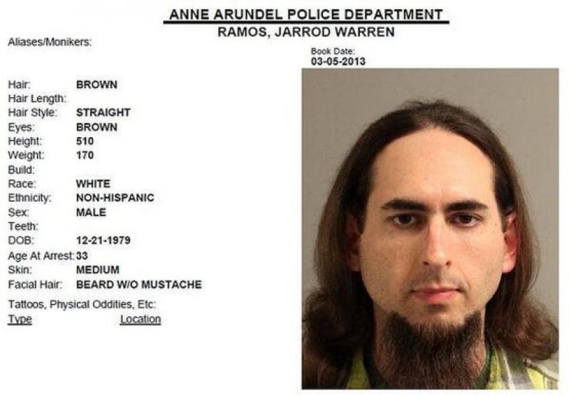 Установиха самоличността на убиеца от Мериленд