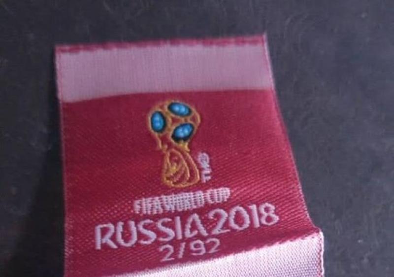 Фалшиви етикети с логото на Световното първенство по футбол задържаха на Малко Търново