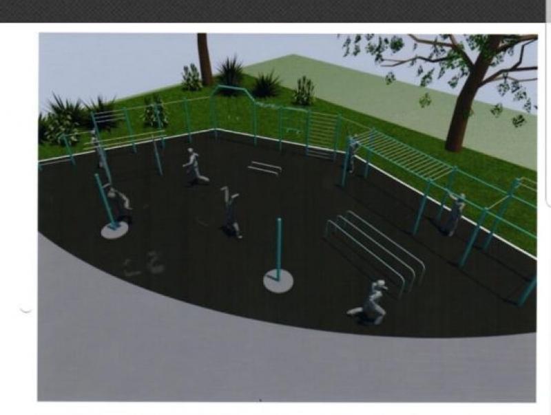 Съветник настоява за спортна площадка на открито в парка на ж.к.
