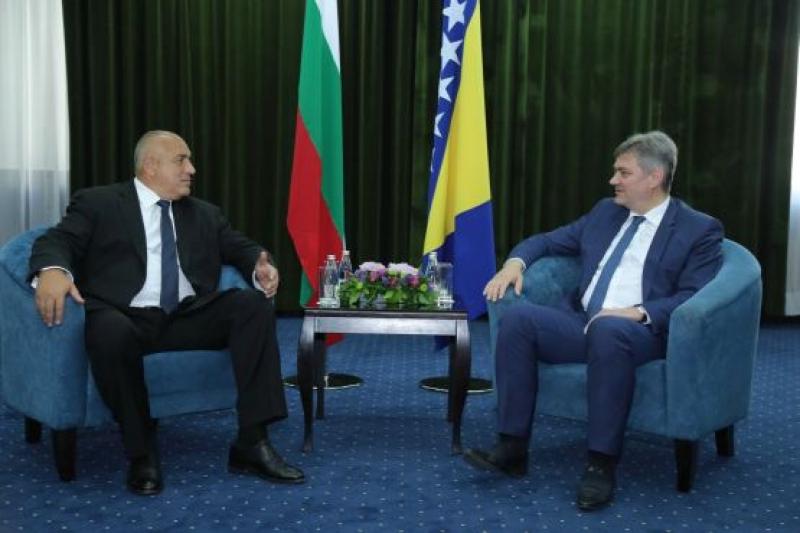 Борисов в Сараево: Западните Балкани остават приоритет за ЕС, но страните от региона трябва да преодолеят различията си