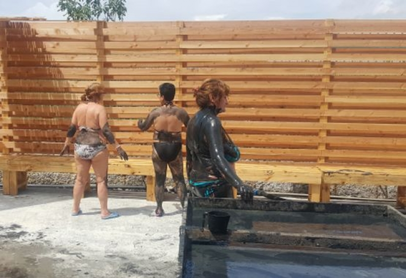 """""""Египетският плаж"""" на болница """"ВИТА"""" в Поморие – хит сред пациентите"""