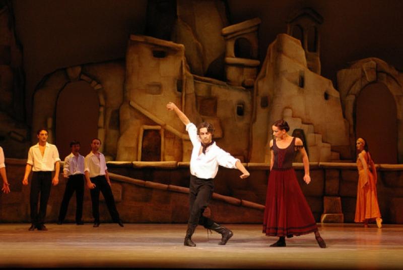 """Бургаска премиера на балетния спектакъл """"Зорба гъркът"""