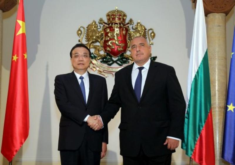 """Премиерът Бойко Борисов: Форматът """"16+1"""" не противопоставя никого в Европа"""