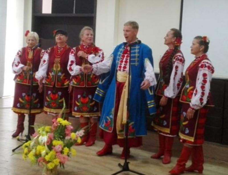 Дни на украинската култура в Бургас