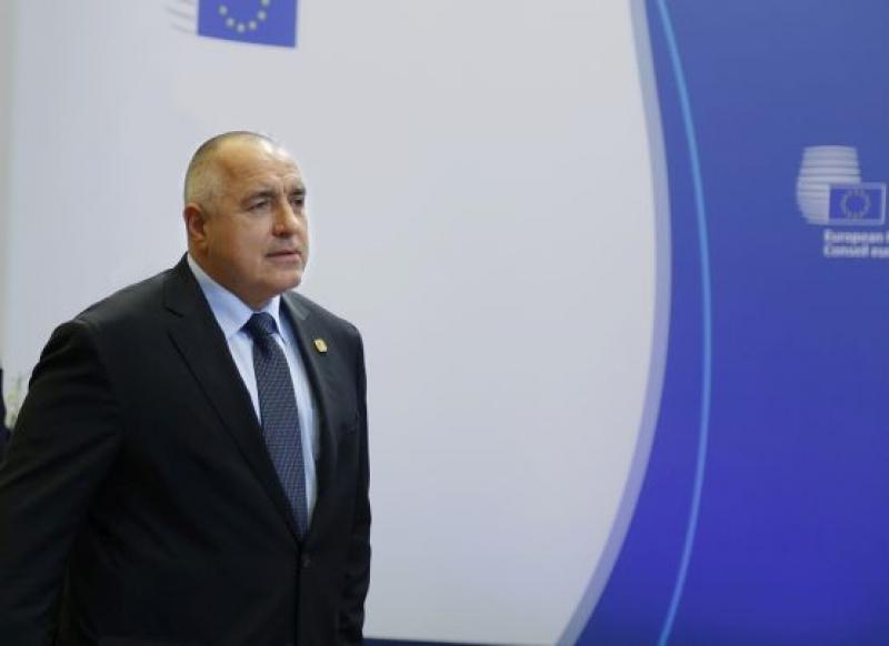 Борисов: Коалицията стабилна въпреки сбиването между Сидеров и Касабов