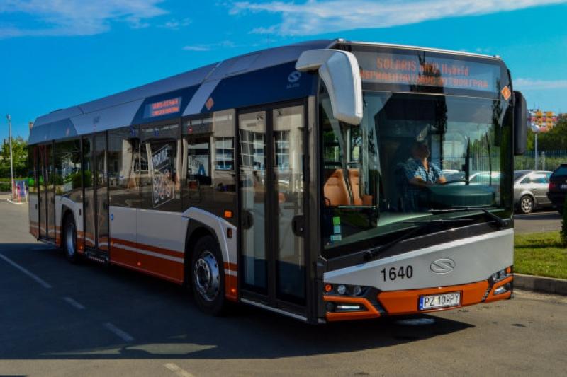 """""""Бургасбус"""" тества нов хибриден автобус"""