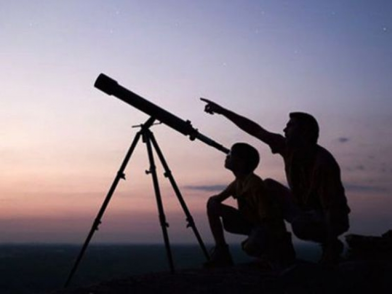 Българово отбелязва Световния ден на младежта с поглед към звездите