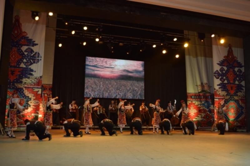Започва Международният фолклорен фестивал