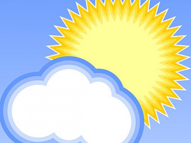 Слънце и краткотрайни валежи днес
