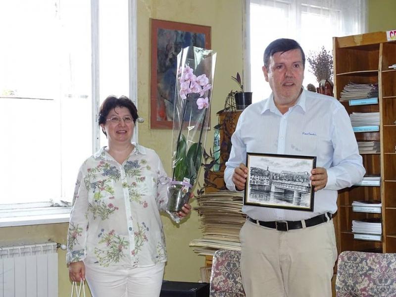 Книга и филм за Гена Димитрова представят в Морското казино
