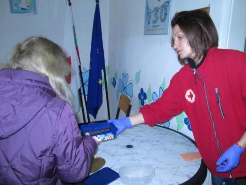 БЧК-Бургас набира желаещи за безплатна социална трапезария