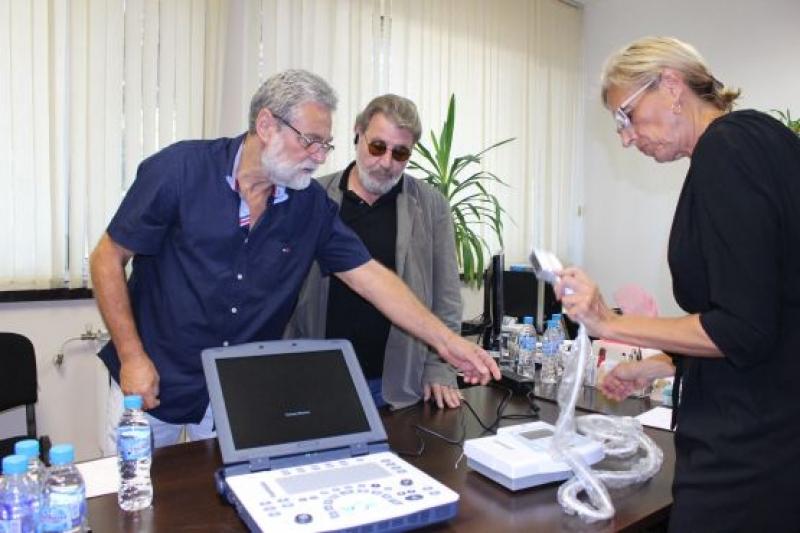 """Фондация """"Ротари"""" и УМБАЛ Бургас започват кампания за предотвратяване на мозъчния инсулт"""
