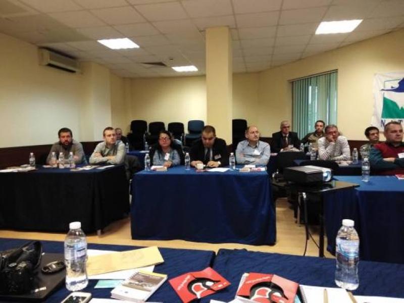 Водещи международни експерти споделят опит с български колеги в Бургас