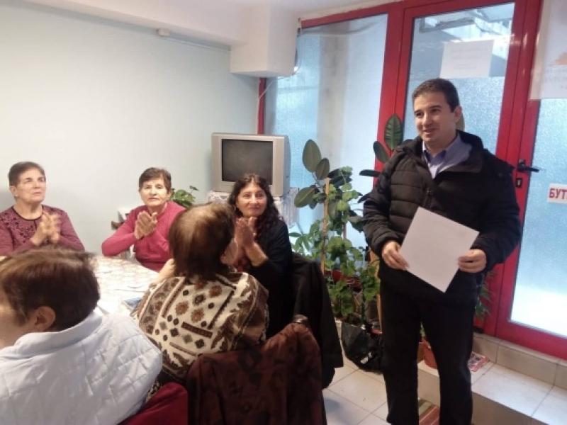 БСП – Бургас поздрави възрастните хора в община Бургас по повод международния им ден