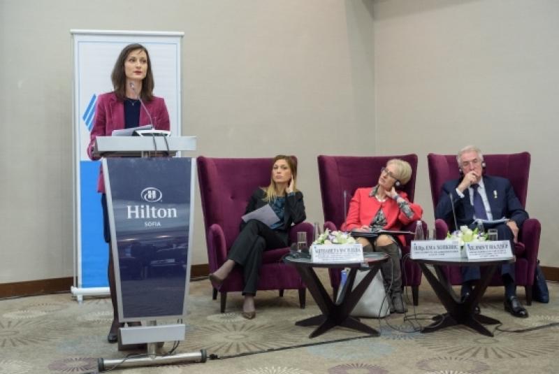 Комисар Мария Габриел: Новите технологии могат да бъдат силно оръжие срещу трафика на хора