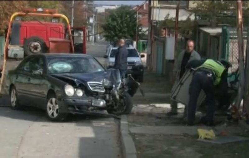 Повдигнаха обвинение на шофьора, блъснал две жени на тротоар в Карнобат