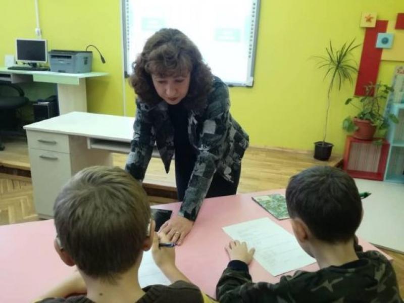 """Добри практики в приобщаващото образование чрез сътрудничество между СУ """"Йордан Йовков"""" и Регионалния център"""