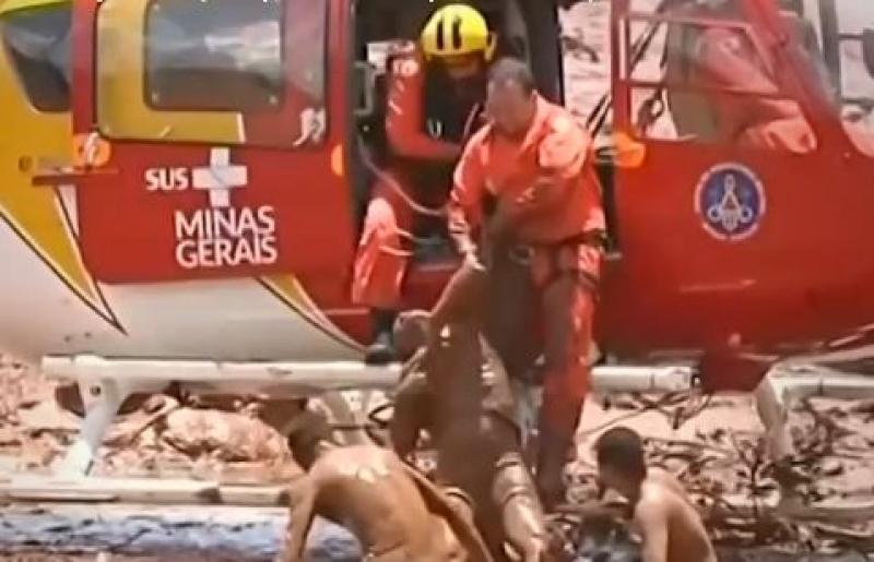 Трагедия в мина: Кален поток от отпадъци взе 9 жертви, над 200 души са в неизвестност