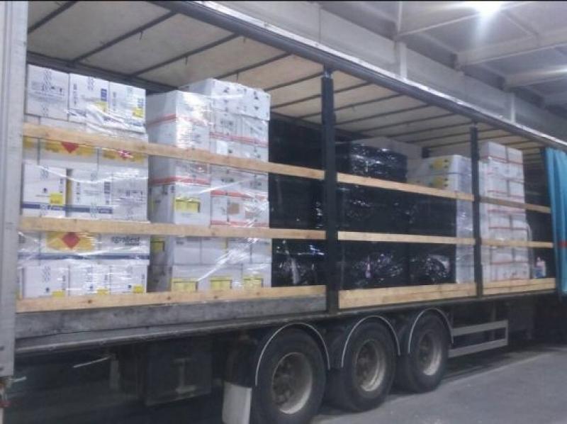 иззеха контрабанден фреон и препарати за растителна защита за близо 400 000 лв.