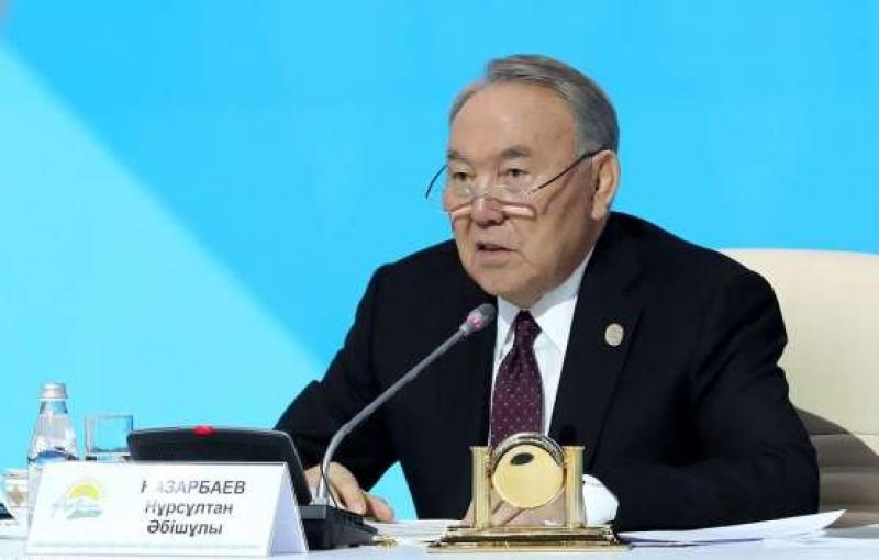 След почти 30 години като президент на Казахстан Нурсултан Назарбаев подаде оставка