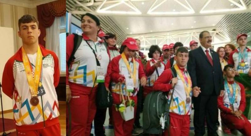 Бургаски ученик с бронзов медал от Световните олимпийски игри в Абу Даби