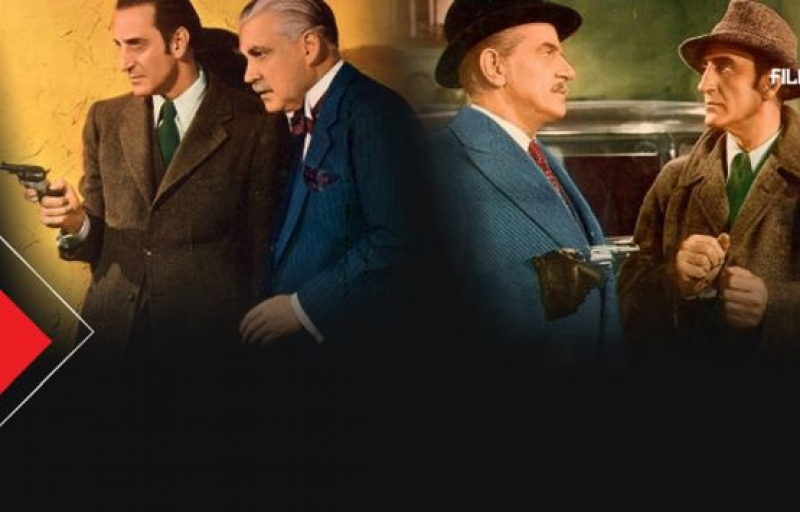 """Серия класически """"Шерлок Холмс"""" филми по Filmbox през април"""