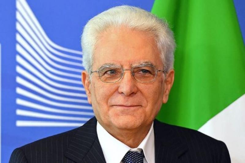 Серджо Матарела натовари досегашния премиер Джузепе Конте да състави новото правителство